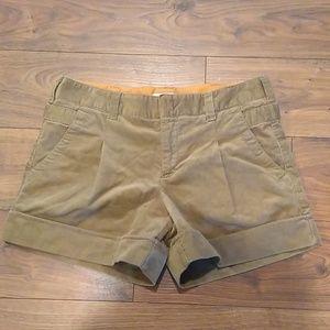 Vince cuffed shorts